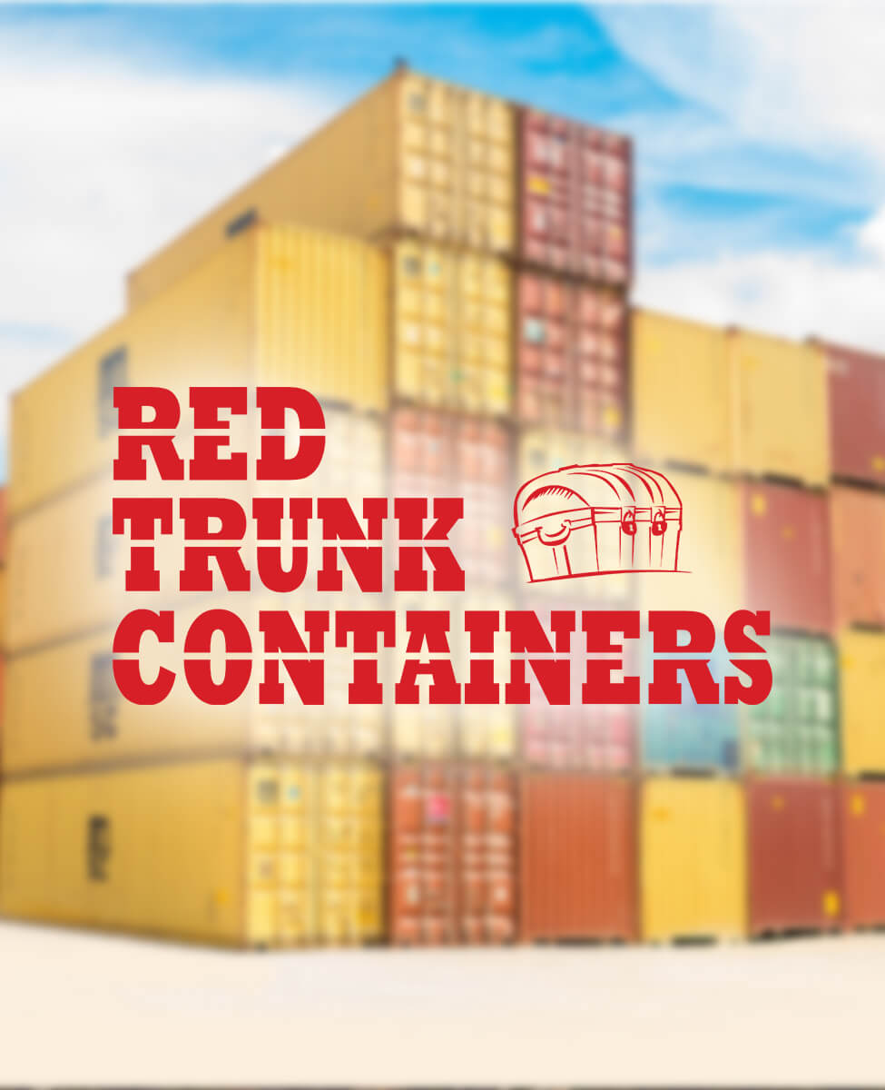 Red Trunk Containers Gallery Photo