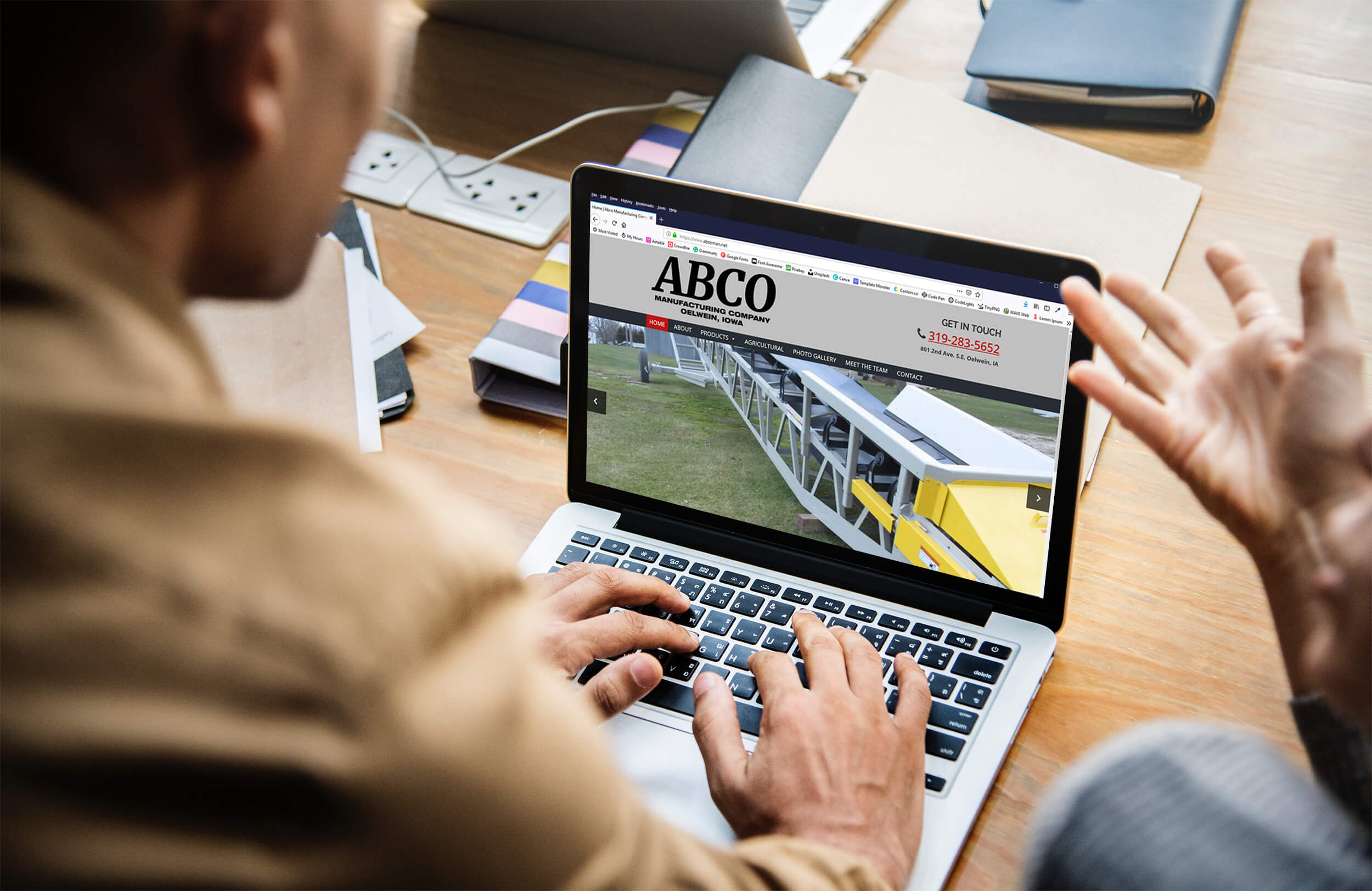 ABCO Manufacturing Gallery Photo