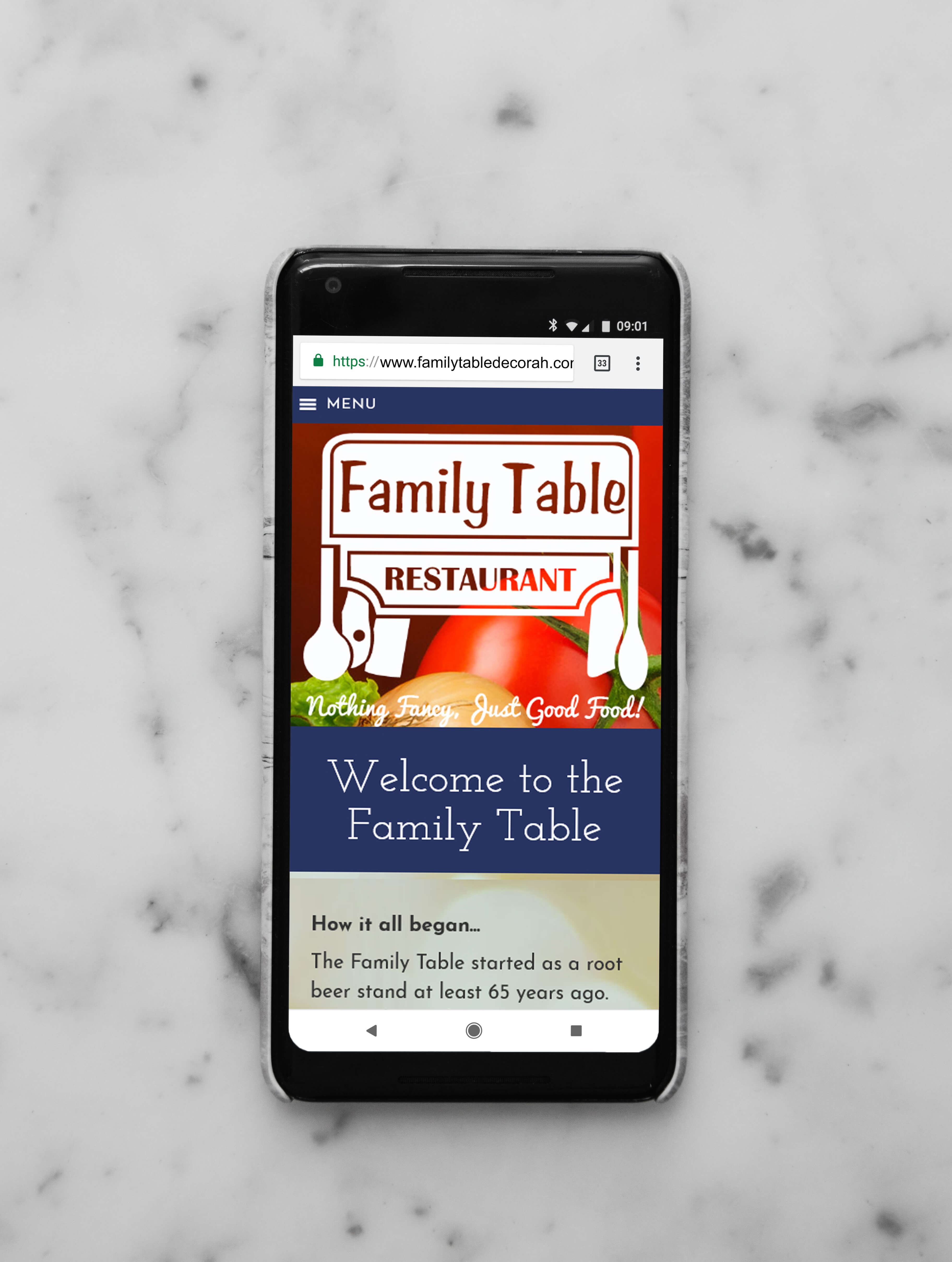 Family Table Restaurant Gallery Photo